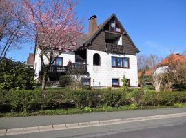 Haus Seeliger, Brand (Nagel yakınında)