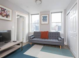 Three-Bedroom in North End Little Italy