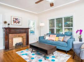 Hillcrest Two-Bedroom Home