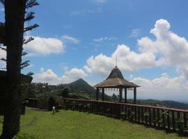 Sukuh Cottage, Tawangmangu (рядом с городом Pablengan)