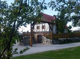 Domus Antiqua, Gornja Voća (рядом с городом Žarovnica)