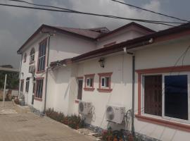 Golden Ednona Hotel, Obuasi (Near Amansie Central)
