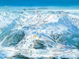 Alpes du Grand Serre, La Morte (рядом с городом Séchilienne)