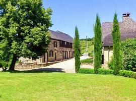 Domaine Leyvinie, Perpezac-le-Blanc (рядом с городом Brignac-la-Plaine)
