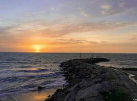 Ayres De Santa Clara, Santa Clara del Mar