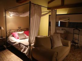 Chambres d'hôte Loisonville, Grillon