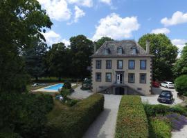 Manor House, Lacroix-Barrez (рядом с городом Roussy)