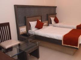 Hotel Mundra Inn, Mundra (рядом с городом Mandvi)