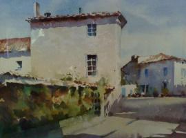 L'auberge de la valdaine, Portes-en-Valdaine (рядом с городом Saint-Gervais-sur-Roubion)