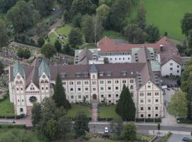 St. Bonifatiuskloster - Geistliches Zentrum, Hünfeld (Steinbach yakınında)