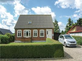 Three-Bedroom Holiday Home in Rudkobing, Rudkøbing (Sønder Longelse yakınında)
