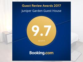 Juniper Garden Guest House