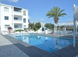 Tasmaria Aparthotel Light All Inclusive, Pafos