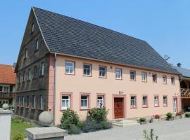 Landurlaub Jung, Ohrenbach (Adelshofen yakınında)