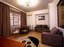 Tumanyan Apartment and Tours, Erivan (Avan yakınında)