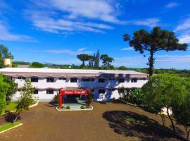 Hotel Fratelli, Realeza (Ampère yakınında)