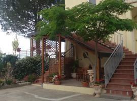 appartament Guirro Verde, Matera (La Martella yakınında)