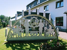 Landgasthof-Wemmer, Großrückerswalde (Gelobtland yakınında)