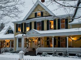 Jackson House Inn, Woodstock