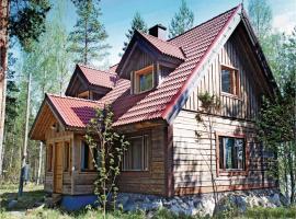 Holiday home Vanhamäki OP-783, Väisälä (рядом с городом Kuitula)