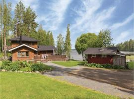 Four-Bedroom Holiday Home in Tuusmaki, Tuusmäki