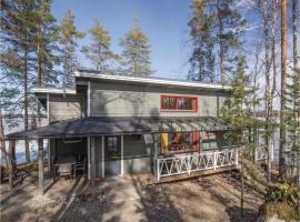Holiday Home SF-19430 Pertunmaa with Fireplace 09, Koirakivi (рядом с городом Karankamäki)