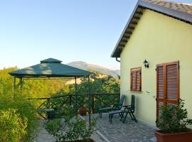 B&B Terra Di Mezzo, Ascoli Piceno (Venagrande yakınında)