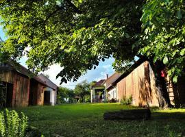 Rézvirág vendégház, Szaknyér (рядом с городом Pankasz)