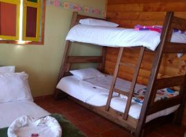Hotel Rural Granja Agroecoturistica Santa Barbara, Simijaca (Pauna yakınında)