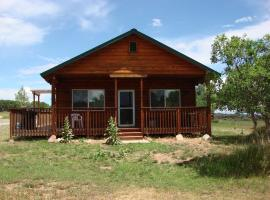 Retreat Lodge & Cabins@Mt. Peale Animal Sanctuary and Healing Center, Old La Sal