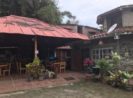 Hostal Villa Roca, Ayampe