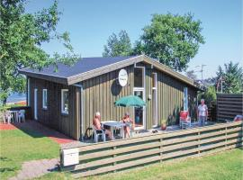 Holiday home Munkhøj, Hvalpsund (Sundsøre yakınında)