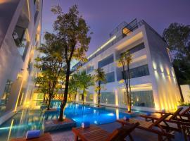 Chan Boutique Hotel, Сиануквиль