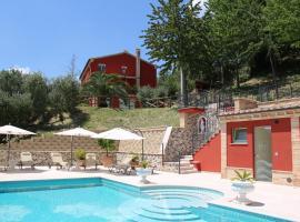 Casa Sacciofa, Monte Rinaldo