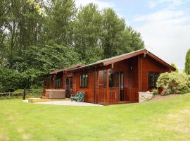 Lynn Croft Lodge, Great Chatwell (рядом с городом Ньюпорт)