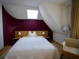 Hotel Jean-Jacques Rousseau, La Neuveville (Sankt Petersinsel yakınında)