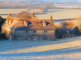 Cools Farm B&B + Cottages, Солсбери (рядом с городом Tisbury)