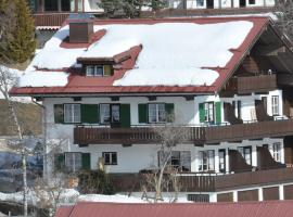 Herzen´s Landhaus, Hirschegg