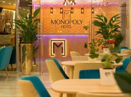 Monopoly Hotel, Отопени