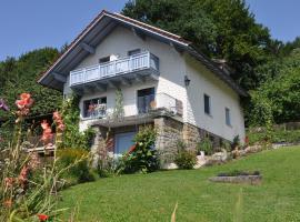 Ferienwohnung Regentalblick, Miltach