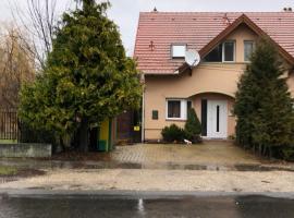 Vml-Invest Apartmans VIP, Мошонмадьяровар (рядом с городом Kimle)