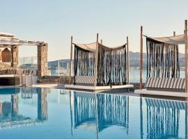 Mykonos No5 Luxury Suites & Villas
