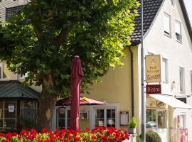 Tuniberg Restaurant Hotel, Freiburg im Breisgau (Munzingen yakınında)