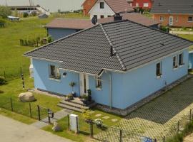 FH Das blaue Haus am Peenestrom/BLAS