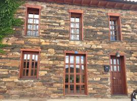 Casa de piedra en Muga de Alba, Muga de Alba