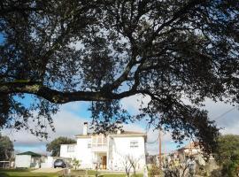 Villa Entre Encinas, Моралина (рядом с городом Торрегамонес)