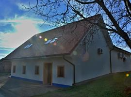 Vinařství Výmola, Mikulčice (Lužice yakınında)