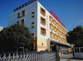 Jingxiangli Hotel, Şanghay (Gulu yakınında)