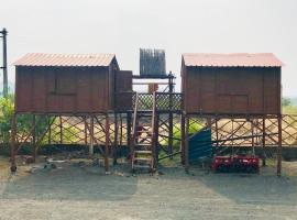 vrundavan farm, Sasan Gir (рядом с городом Dudhāla)