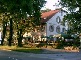 Gasthaus zur Moosmühle, Huglfing (Rechetsberg yakınında)
